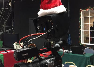 Festive Camera ready for the Auction